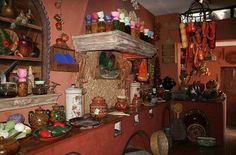 cocina rustica mexicana - Buscar con Google