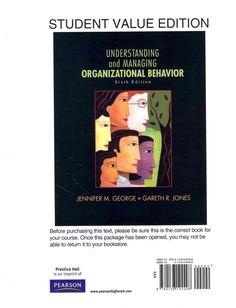 Organizational behavior test item file 9780131855908 stephen p organizational behavior test item file 9780131855908 stephen p robbins jay hochstetler isbn 10 0131855905 isbn 13 978 0131855908 tut ebooks fandeluxe Images