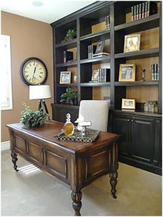 Understand Home Office Shelf Ideas