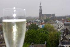 visit Felix Meritis and observatoryfor great views over Amsterdam