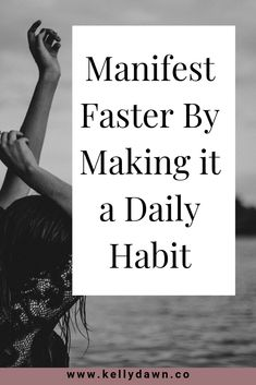 Manifesting is a Daily Practice - Kelly Dawn: Intuitive Business Coach Spiritual Enlightenment, Spiritual Awakening, Spirituality, Law Of Attraction Love, Attraction Quotes, Manifestation Law Of Attraction, Manifestation Journal, Manifesting Money, How To Manifest
