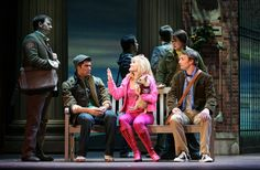 Legally Blonde Harvard Students, Legally Blonde, Theatre, Musicals, Fox, Costumes, Image, Fashion, Moda