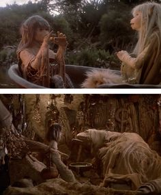 The Dark Crystal. THE scariest movie of ALL time!!