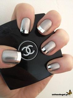 ARTNAILS OF THE DAY - Unhas de Gel do Dia - http://www.unhasdegel.pt