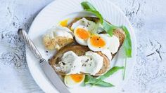 Pomazánka s pečeným česnekem Foto: Goodies, Eggs, Fresh, Breakfast, Fit, Recipes, Sweet Like Candy, Morning Coffee, Egg