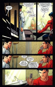 Best Tim/Jason interaction in all of comics. (Robin #182)