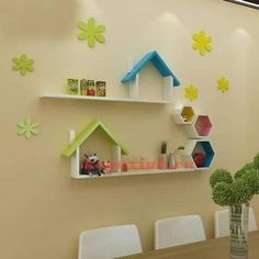Home Room Design, Kids Room Design, Home Interior Design, Indian Home Decor, Easy Home Decor, Kids Decor, Wooden Wall Decor, Diy Wall Decor, Bedroom Decor