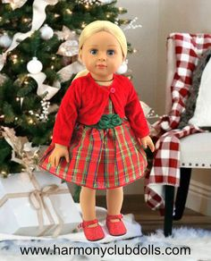 "SHOP 18"" doll clothes at <a href=""http://www.harmonyclubdolls.com"" rel=""nofollow"" target=""_blank"">www.harmonyclubdo...</a>"