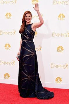 See All The Best Red Carpet Looks From The 2014 Emmy Awards!