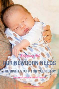 Check out this list of newborn need. It is broken up into absolutely essential, nice to have, and stuff that is just plain unnecessary.