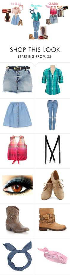 """My bests freinds and me,we dance to ""Mean"""" by glee2shake ❤ liked on Polyvore featuring River Island, Topshop, Aéropostale, Topman, SO, MANGO and RyuRyu"
