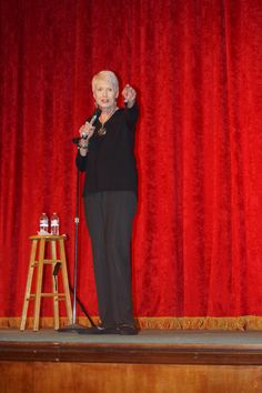 Jeanne Robertson at the 2015 Millennium Rally