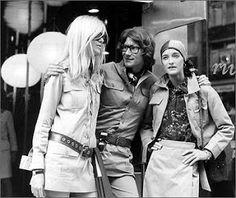 Un paseo por los 70 | Lola romero Tocados y sombreros