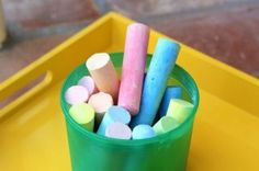 Fun ideas to do with kids in the summer...