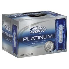 I'm learning all about Bud Light Platinum at @Influenster!