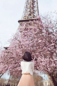 Paris in Spring//