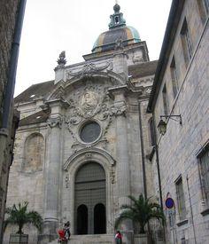 Cathédrale Saint-Jean de Besançon