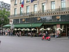 paris urlaub tipps Das Café de la Paix