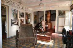 Musée du rhum Saint-James