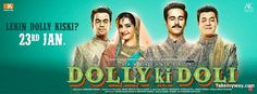 Bollywood Dolly Ki Doli Movie 1st Day Box Office Collections (Expected)  Ft. Sonam Kapoor