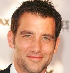 British actor, Clive Owen, is how I see Nathan. Patrick Dempsey was originally the closest similarity I could find until I saw this picture which is much more of a likeness to the one in my head. :-)
