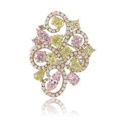 fancy colored diamonds rings - Buscar con Google
