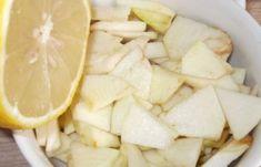 Cum să elimini grăsimea din corp cu țelină și lămâie! - Secretele.com Honeydew, Cantaloupe, Pineapple, Juice, Health Fitness, Fruit, Food, Education, Cellulite