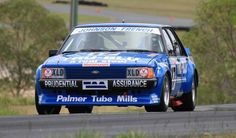 The XD Ford Falcon of Dick Johnson and John French. Australian Muscle Cars, Aussie Muscle Cars, Ford Falcon, Falcons, Touring, Race Cars, Super Cars, Porsche, Racing