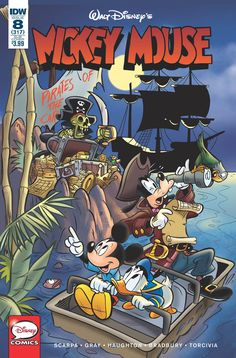 Mickey Mouse (2015) Issue #9