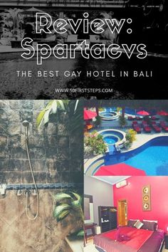 Spartacvs is the only clothing optional exclusively gay hotel in Bali. I had quite a blast of a time in this gay hotel in Bali and in this review I'll spill all the details!  #GayTravel #BaliTravel #Naturism #NudistHotel #GayHotel