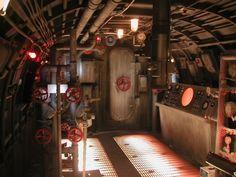 submarine set design - Google Search