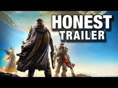 Destiny Gets a Seriously Honest Trailer | Entertainment Buddha