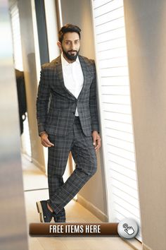 man in gray and white plaid suit jacket standing beside wall photo – Free Clothing Image on Unsplash Sharp Dressed Man Cool Teen Bedrooms, Teen Bedroom Designs, Teenage Girl Bedrooms, Bedroom Ideas, Bedroom Layouts, Bedroom Wall, Bedroom Furniture, Furniture Sets, Bedroom Decor