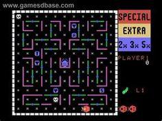 Colecovision's Ladybug.  My favorite maze game.