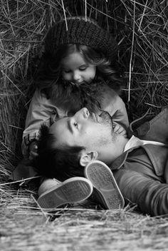 Pai e filha, amor