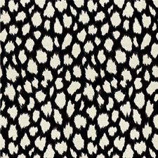 KATE SPADE Black Skins Drapery and Upholstery Fabric by Kravet