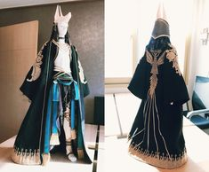 Pretty Outfits, Cool Outfits, Fashion Outfits, Fantasy Costumes, Cosplay Costumes, Moda Casual, Fantasy Dress, Character Outfits, Look Cool