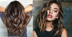 Coffee Coloured Hair Is The Trend To Try This Autumn | sheerluxe.com