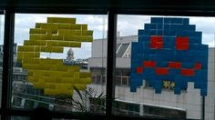 post-it-war-pacman