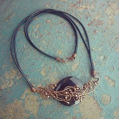 #necklace #copper #copperjewelry