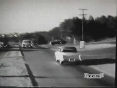 1950's - Hwy 41 looking north at Gresham Rd.  Marietta, Georgia.