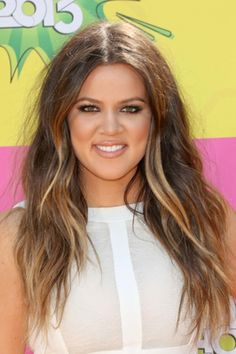 Chunky Blonde Highlights - Blonde chunky highlights are a cool statement for an edgy look. Chunky blonde highlights in brown hair can help you get a cool look with little fuss.