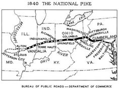 National Road Maryland And Sea Level On Pinterest