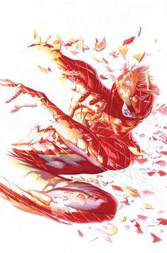 The Amazing Spider-Man #31 - Alex Ross
