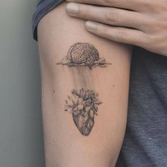 putting small tattoos on your arms is a great way to show them off when you want. If you need to cover up your small arm tattoos, all you have to do is wear some long sleeves Mini Tattoos, Little Tattoos, Body Art Tattoos, New Tattoos, Sleeve Tattoos, Cool Tattoos, Tatoos, Flower Tattoos, Tattoo Drawings