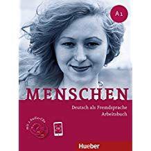 Menschen A1 Deutsch Als Fremdsprache Arbeitsbuch Mit 2 Audio Cds Deutsch Als Menschen Fremdsprache Deutsch Als Fremdsprache Fremdsprache Sprache