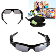 2016 New Digital Video Recorder Camera DV DVR Eyewear Sunglasses Camcorder Recorder Support TF card For Driving Outdoor Sports     Tag a friend who would love this!     FREE Shipping Worldwide     Buy one here---> https://hightechboytoys.com/2016-new-digital-video-recorder-camera-dv-dvr-eyewear-sunglasses-camcorder-recorder-support-tf-card-for-driving-outdoor-sports/