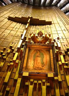Basilica de Santa Maria, Mexico City