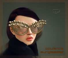 Pure Poison - Opulence Sunglasses AD | Flickr - Photo Sharing!