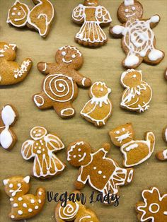 Who is Santa Claus and how do you celebrate St. Nicholas Day in Germany? Gingerbread Man, Gingerbread Cookies, My Recipes, Cookie Recipes, Cooking Websites, Cooking Ideas, St Nicholas Day, Chocolate Coins, Christmas Cooking